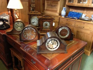 Collection of Mantle Clocks