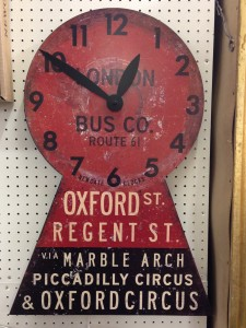 Newgate Key Hole Clock