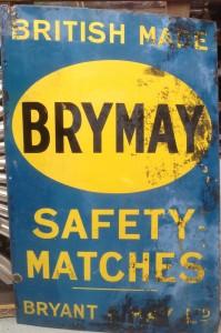 British Safety sign