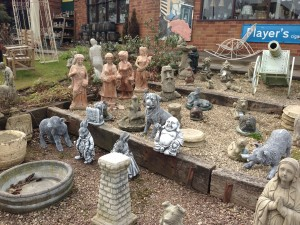 assorted statues 6.50 x
