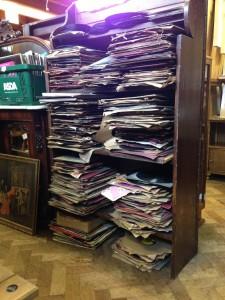 Bookcase of Records