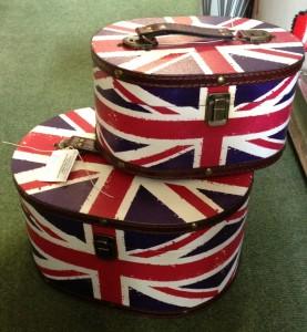 Union Jack Boxes