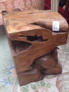 Drift wood Stool