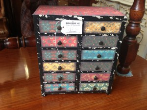 Jewelly box Chest of Draws