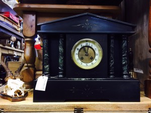 large-slate-clock