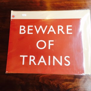sign-trains