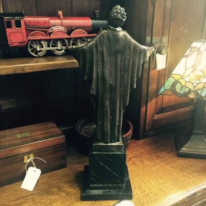 Bronze lady 2