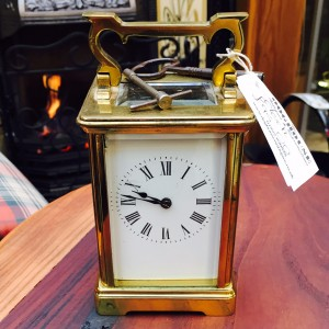 Carridge clock