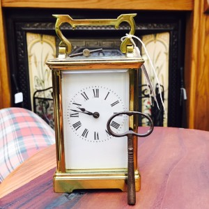 Carridge clock 5