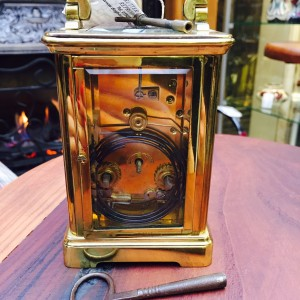 Carrige clock 3
