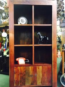 hardwood-bookshelf