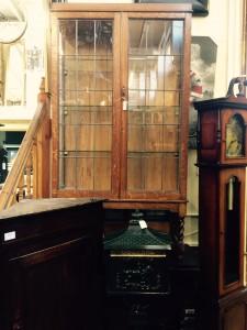 Glased cabinet