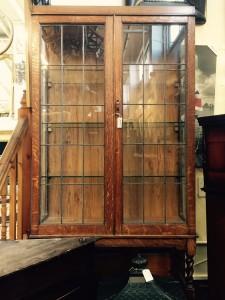 Glazed cabinet 2
