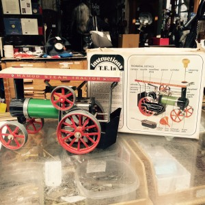 Tractor toy 3